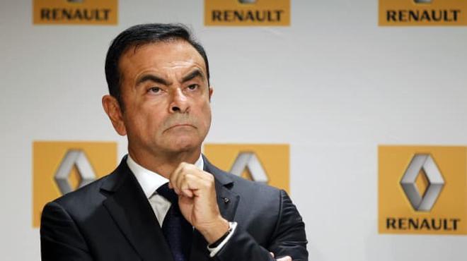 法國加大對戈恩濫用雷諾資金調查