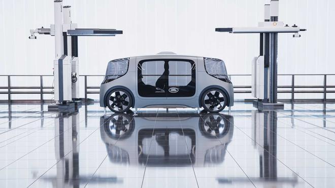 捷豹路虎发布Project Vector概念车