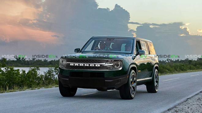 全新福特Bronco或3月18日全球首发