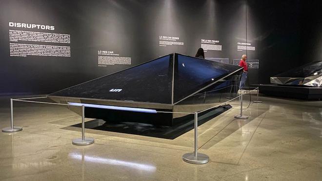 Lo Res Car亮相洛杉矶汽车设计展