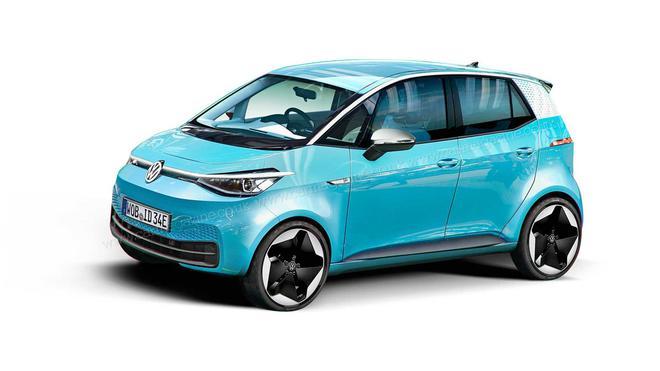 大众打造入门电动微车ID.1 2023年发布