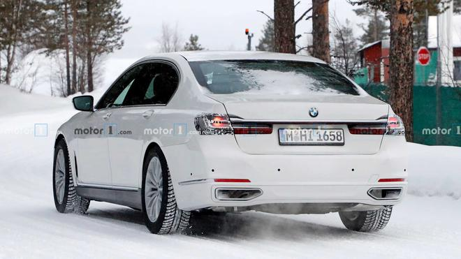 新一代宝马7系将推纯电动版旗舰车型