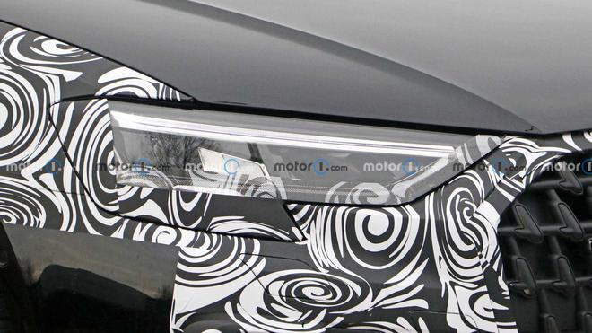 中期改款奥迪A8效果图曝光 前脸变化巨大/尾灯形状不变