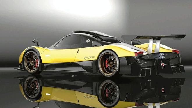帕加尼Huayra R终极版预告视频曝光 搭载V12发动机