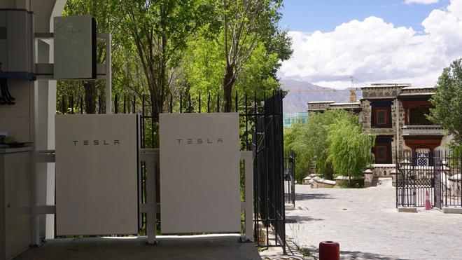 特斯拉中国首个光储充一体化超级充电站落地拉萨-第5张图片-汽车笔记网