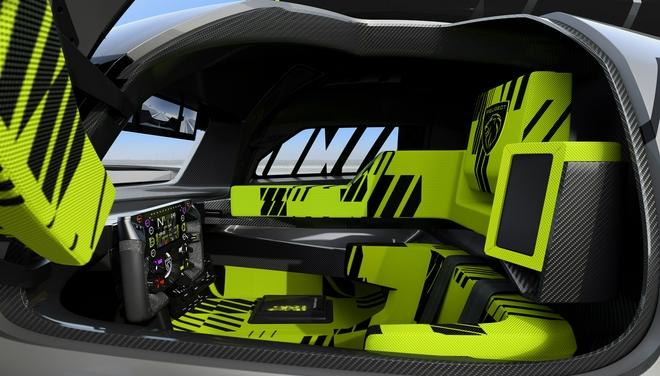 2.6升双涡轮增压发动机/i-Cockpit座舱 标致发布全新9X8超级跑车