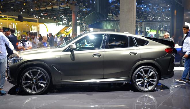 實力更強 全新寶馬X6將于2019廣州車展上市