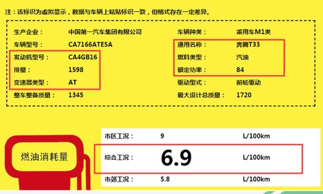 """奔腾""""小""""SUV搭1.6升动力 油耗6.7升/3季度上市"""
