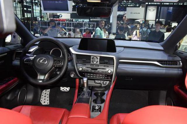 新款雷克萨斯RX开启预售