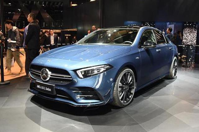 国产AMG A 35 L将于成都车展开始预售