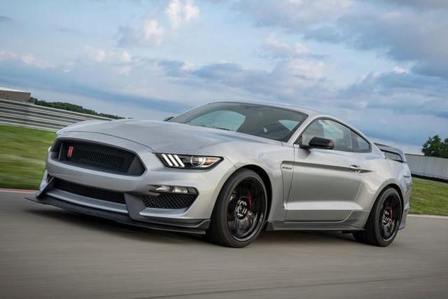 新車|新款福特Mustang Shelby GT350R官圖