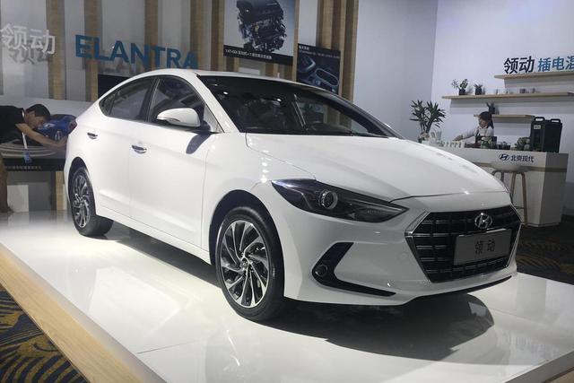新車|現代領動插混版上市 售15.78-17.88萬