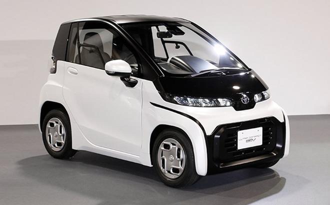 豐田微型概念車發布