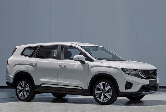吉利首款中大型SUV明年推出 代號VX11