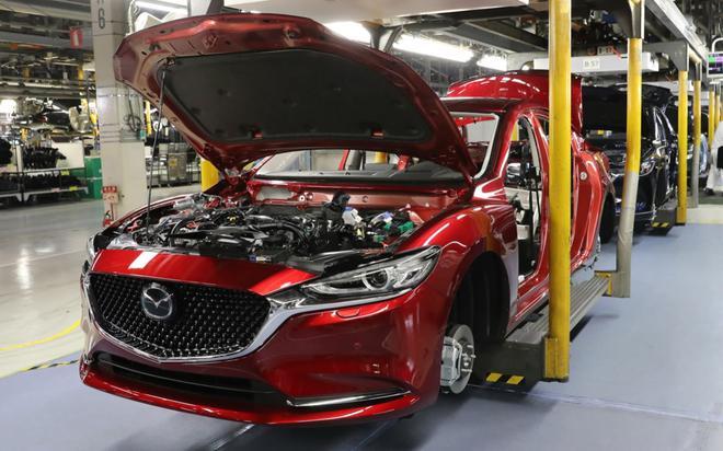 传马自达2022年初量产直列六缸发动机 应用于下一代CX-5