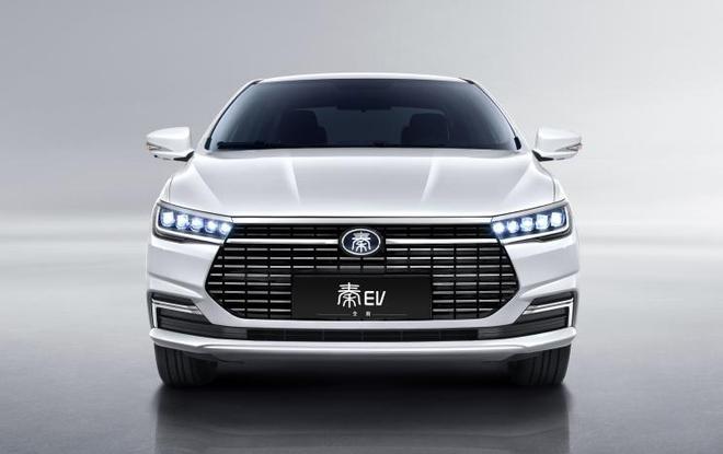 續航比肩Model 3 全新秦EV官圖發布