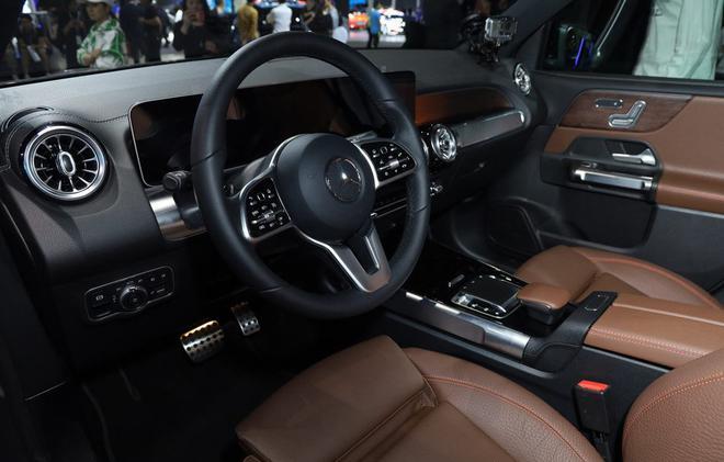 北京奔馳GLB入門版預計3月上市 搭1.3T低功版