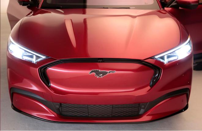 福特押注纯电动Mustang 能否扭转颓势加速推进全球重组?