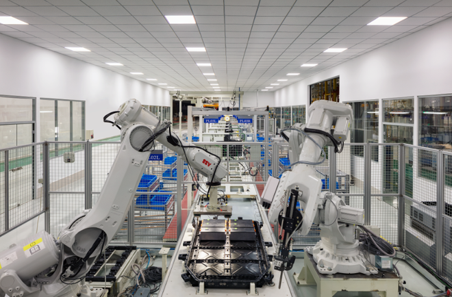 踏實的新創造車企業有幾家 探訪合眾汽車桐鄉制造基地