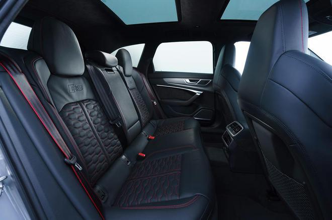 3.6秒破百!新款奥迪RS6 Avant官图发布