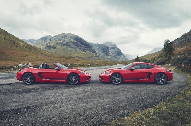 保时捷销量2019年创纪录 将推出718混动版
