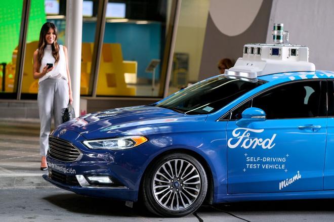 大众福特自动驾驶联盟谈判接近尾声 最早7月公布合作协议