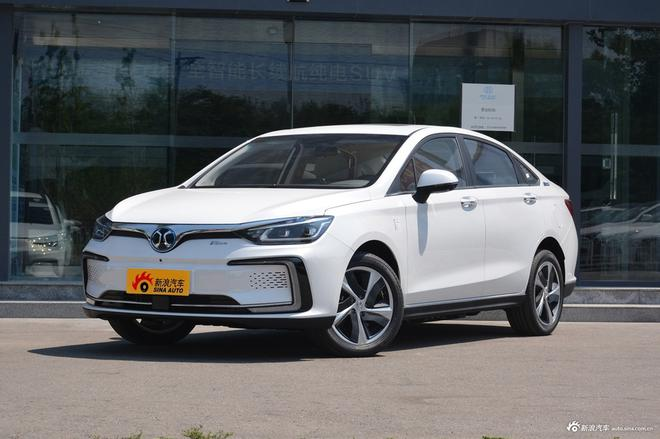 北汽新能源EU5 R600将于成都车展上市