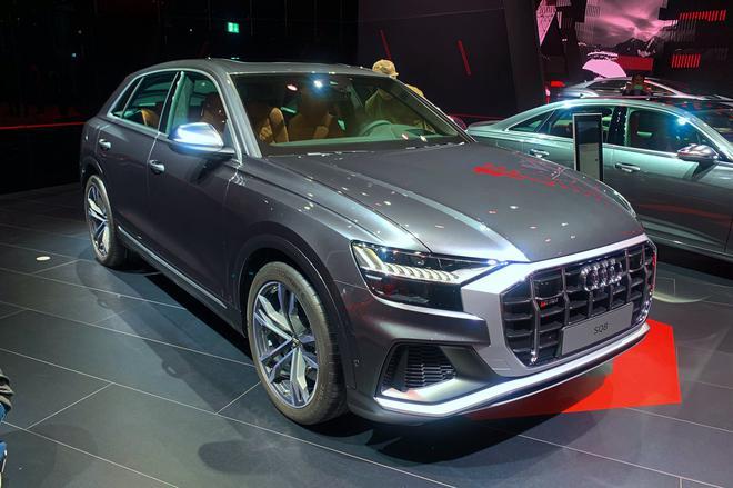 2019法兰克福车展:奥迪多款性能新车亮相