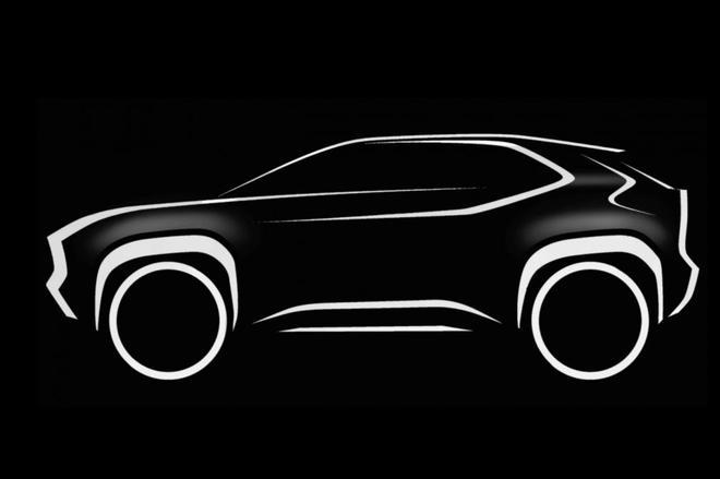 丰田全新小型SUV日内瓦车展将迎全球首发