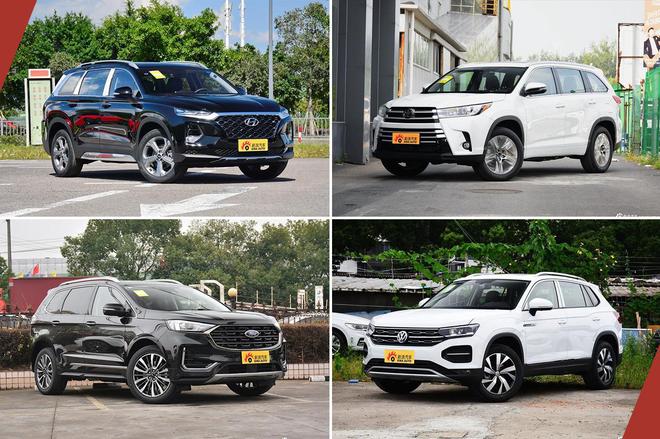 中产家庭实用之选 不妨看看这几款合资品牌家用SUV