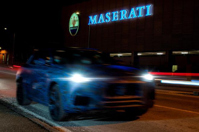 玛莎拉蒂公布第二款SUV部分细节 紧扣运动主题
