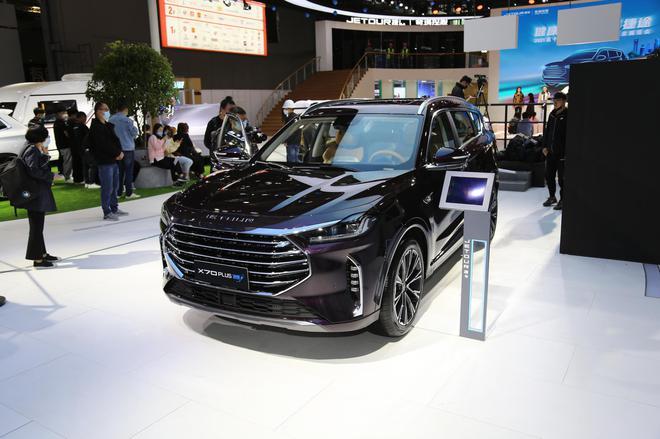 2021上海车展探馆:捷途X70 PLUS诸葛版
