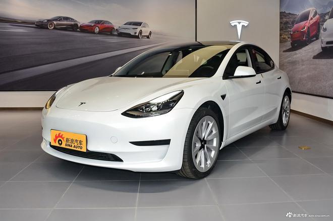 特斯拉Model 3被评为2021年美国制造最多的汽车-第1张图片-汽车笔记网