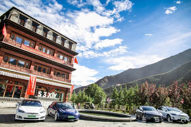 特斯拉中国首个光储充一体化超级充电站落地拉萨-第1张图片-汽车笔记网
