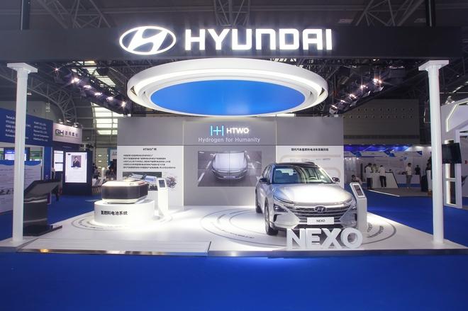 全球最畅销的氢燃料电池车NEXO和现代HTWO氢燃料电池系统