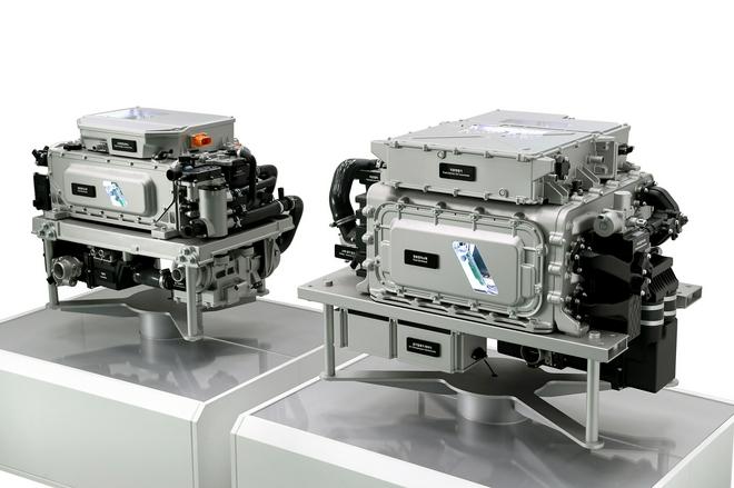 现代汽车集团旗下第三代氢燃料电池系统