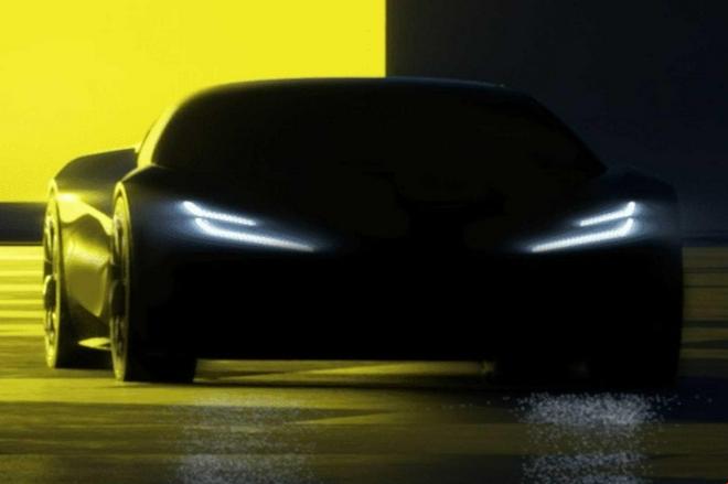 路特斯预告图 将取代Elise成为入门级性能车