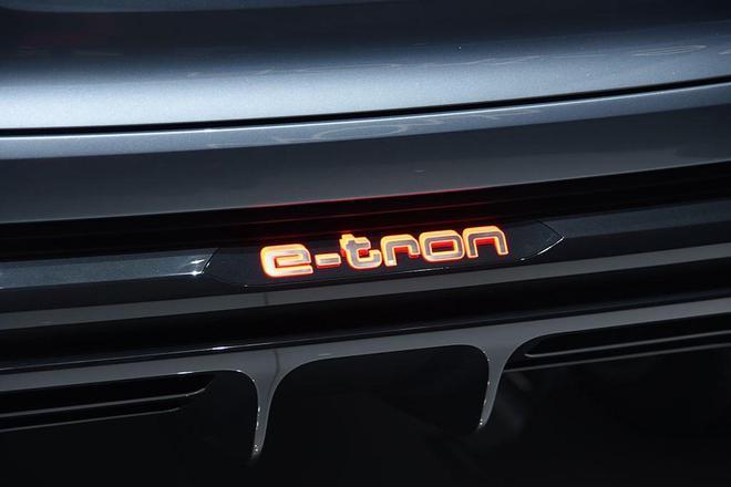 奥迪Q4 e-tron将允许签名灯个性化选装