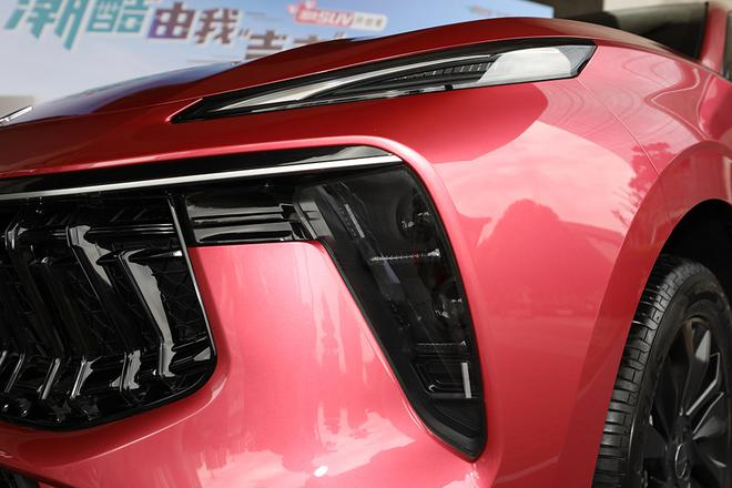 东风风行T5 EVO正式上市 售价区间为10.39-13.69万元