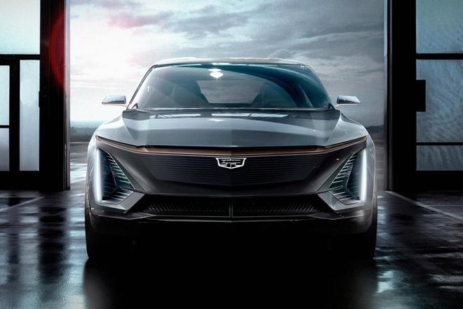凯迪拉克Lyriq将在上海车展首次现场发布