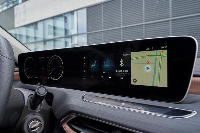 别克威朗Pro车机系统曝光 搭载双10吋大屏