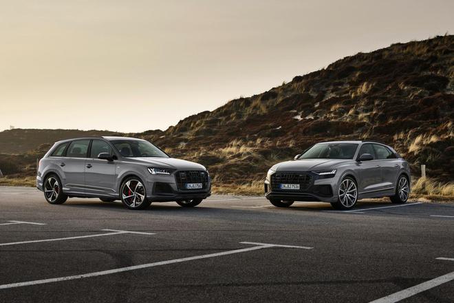 奥迪一口气发布5款车型更新,Q7和Q8改款即将重磅上市