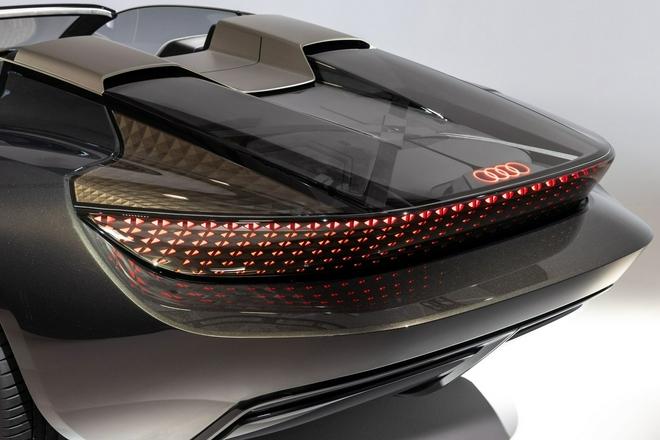 颠覆想象 奥迪全新纯电动概念车skysphere正式亮相