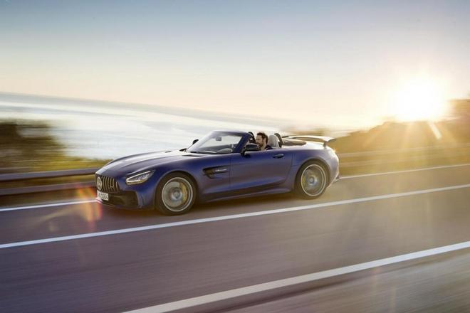 剑指特斯拉Roadster! 梅赛德斯-AMG酝酿打造电动AMG跑车