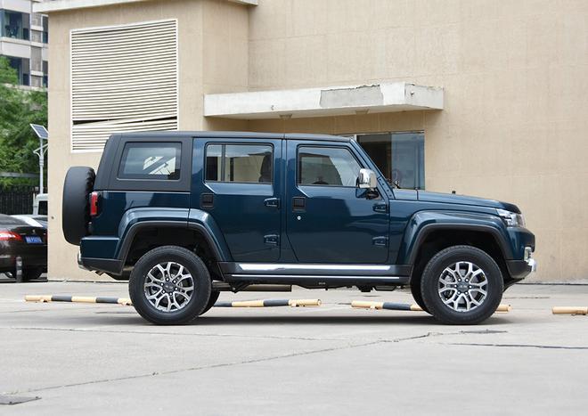 带你穿过山和大海 四款很MAN很硬派的SUV导购