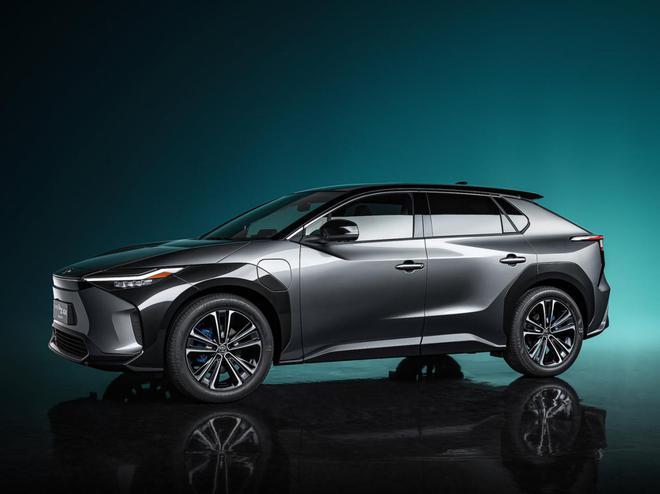 丰田和斯巴鲁合作开发电动SUV概念车