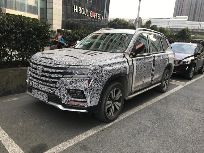 荣威全新七座SUV预计年内上市