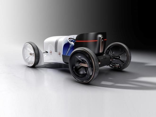 奔驰Vision Mercedes Simplex官图