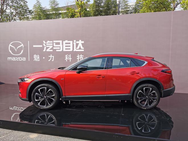 新款CX-4下月上市 预售14.98万起