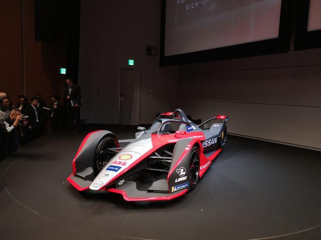 2019東京車展:日産全新FE賽車亮相